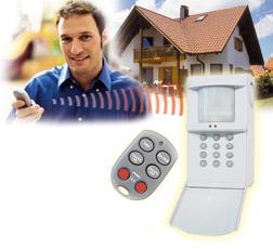 Transmetteur telephonique alarme securite
