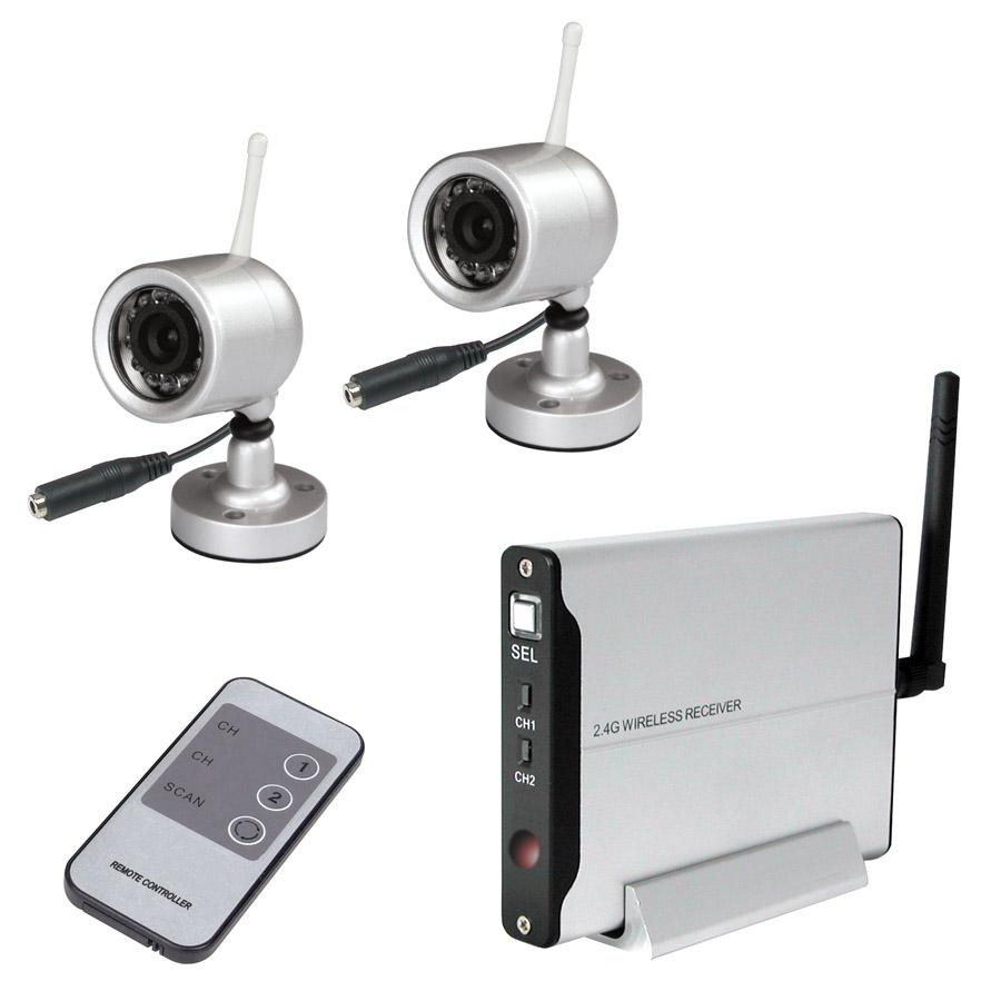 kit surveillance video