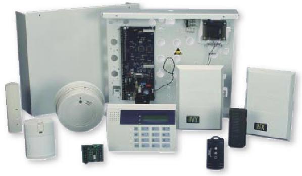 system alarme filaire securite maison