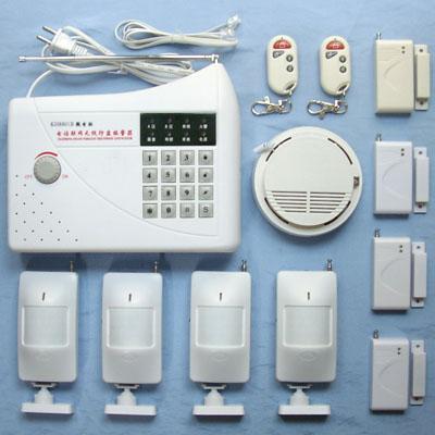 systeme alarme kit pack securite