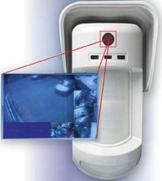 Detecteurs intrusion infrarouge hyperfrequences radars