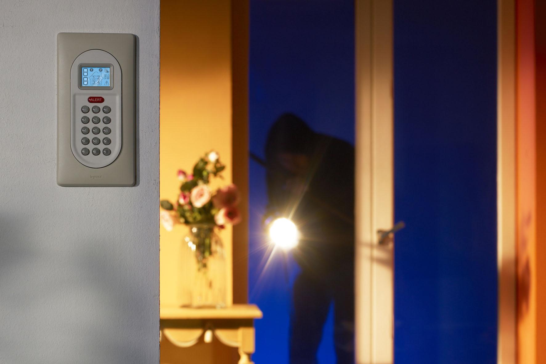 detecteurs intrusion protection securite maison