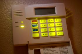 installation alarme protection cambrioleurs