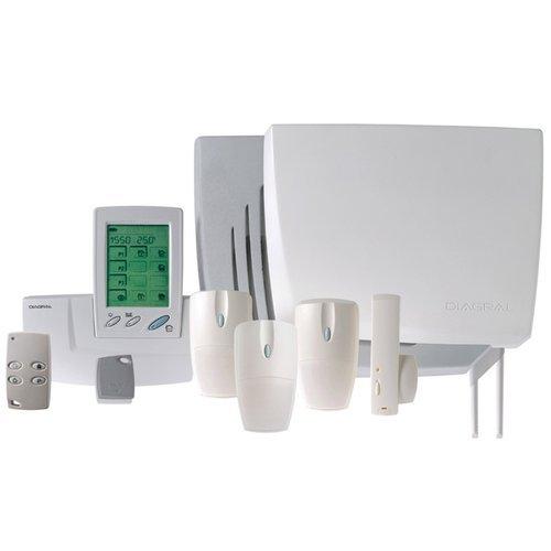 kit alarme multi-zones diagral