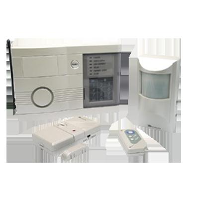 kit alarme sans fil installation
