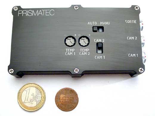 sequenceur video 8 voies surveillance