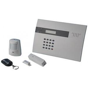 systeme alarme sans fil securite surveillance