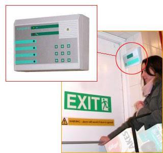 systme alarme protection surveillance securite temporisation