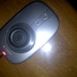 Installation de la caméra Logitech 750i